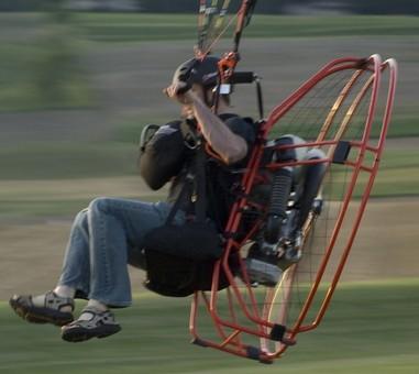 Paramotor Flight Instruction, Traveling Flight Instructor